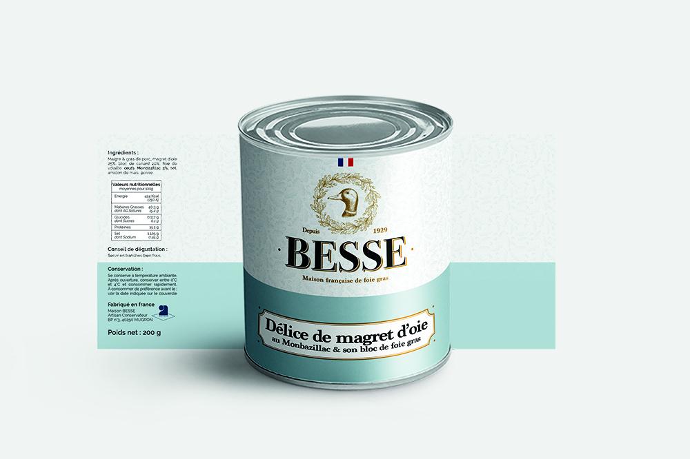 Packaging Besse