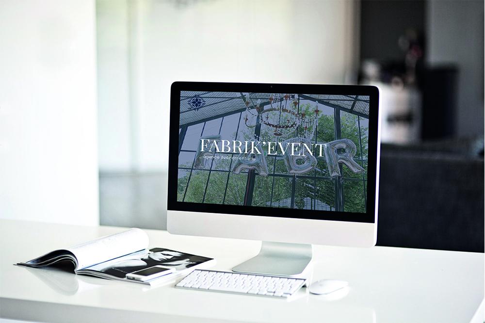 Webdesign Fabrik'Event, agence d'événementiel